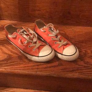Converse sneakers!